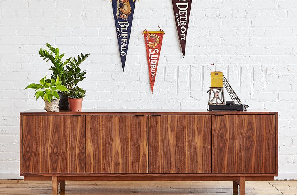Modern Credenza from Gus Modern – The Belmont Credenza – Love it!