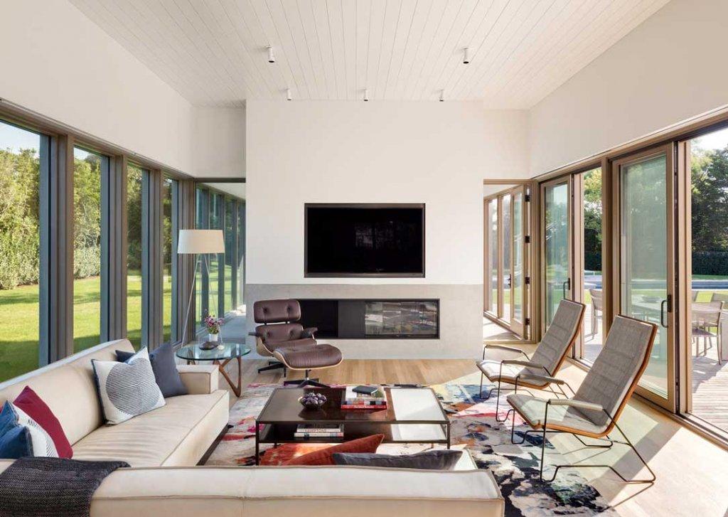 Crestview Lane Sagaponack New York House No.2 by Deborah Berke Partners Modern Home Photo