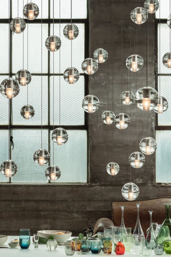 Bocci Design Lights 28 Series Random - Modern Pendant Lights