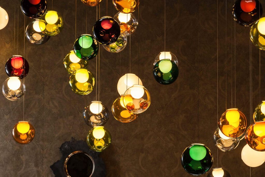 Pendant Lights from Bocci Design - 28 Series Random