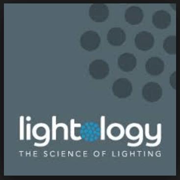 Lightology Logo Advert