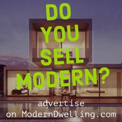 Advertise on ModernDwelling.com